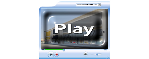 website hosted video player
